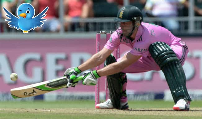 AB de Villiers scores fastest ODI ton: Top 5 funny Twitter reactions