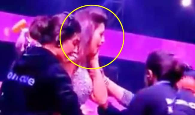 Shocking! Gauhar Khan pays to get slapped in public, says accused: Watch video