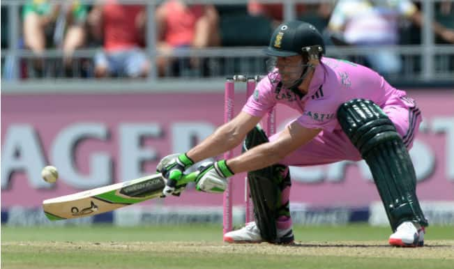 AB de Villiers 44-ball 149 vs West Indies – Watch Full Video of the fastest ODI century