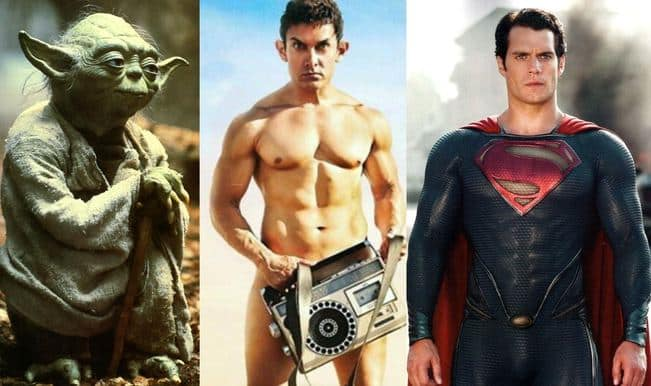 PK, Superman and Yoda – the most awesome aliens of all time!