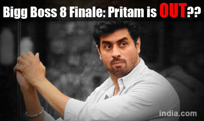 Bigg Boss 8 Grand Finale sneak peek: Pritam Singh OUT of the final race?