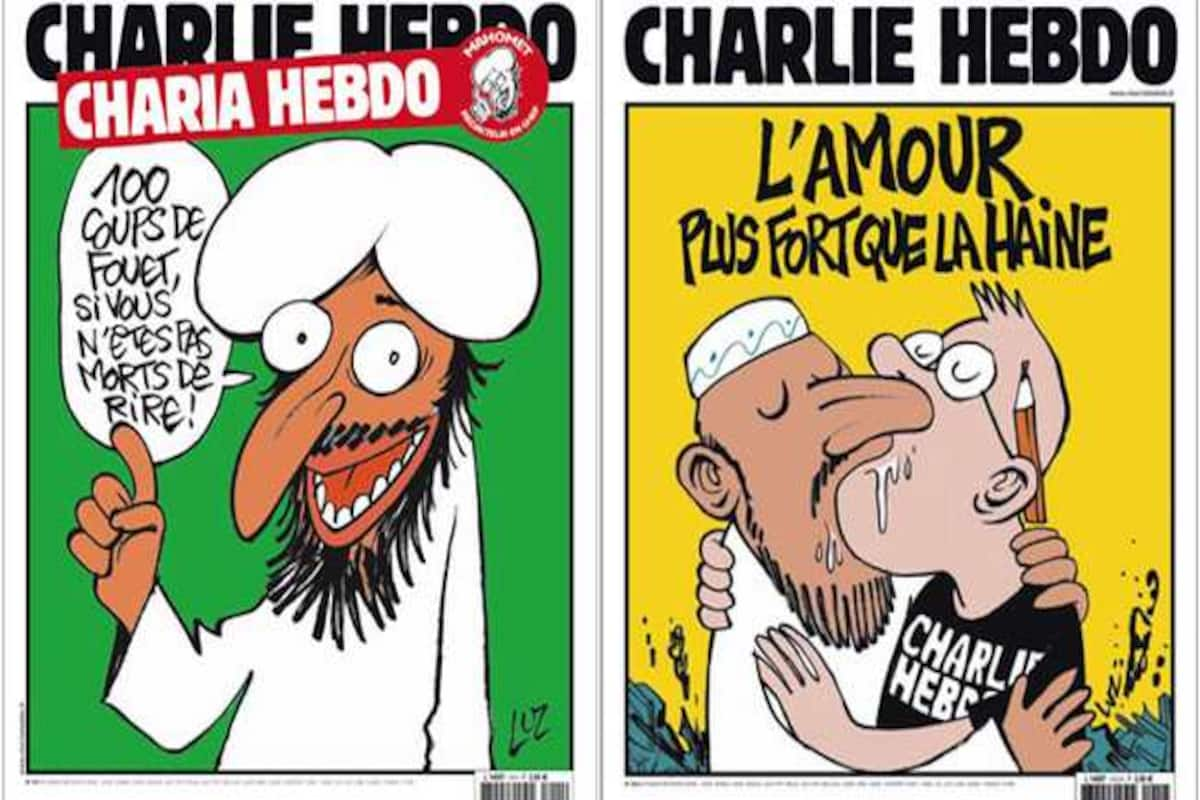 Charlie Hebdo Attack Almost Half French Oppose Publishing Prophet Mohammed Cartoons According To Poll India Com