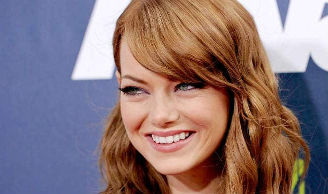 Emma Stone uncomfortable with paparazzi attention