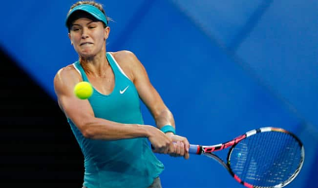 Eugenie Bouchard takes swipe at Serena Williams post first ever win over world No. 1