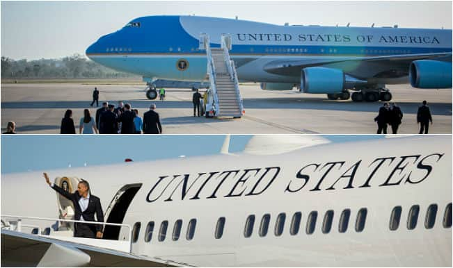 Air Force One: All you need to know about the office and home of the US President Barack Obama in the air (watch video)