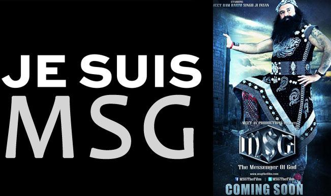 Je Suis MSG: The censor board has no business banning Messenger of God