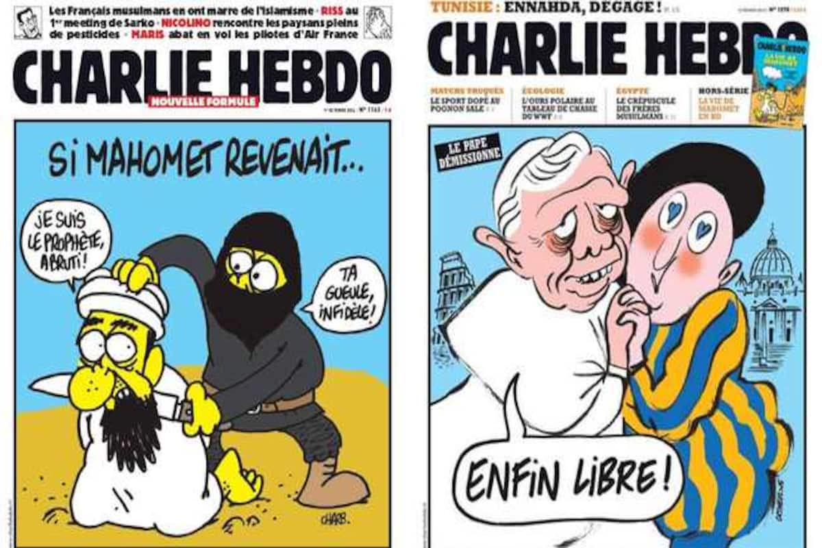 Paris Shooting Charlie Hebdo Were Not Anti Islamic They Just Liked To Piss Everyone Off India Com