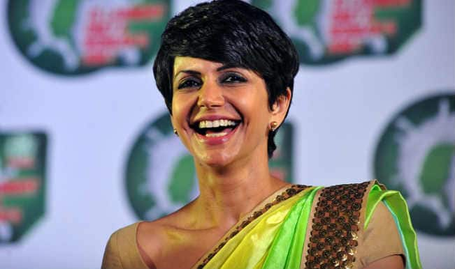 ICC Cricket World Cup 2015: Mandira Bedi hopes India to win the cup this year too!