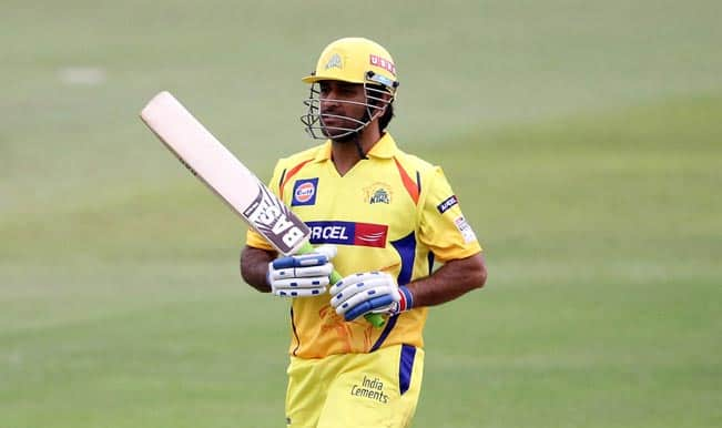 MS Dhoni breaks silence on IPL Spot-fixing; expects speculation to continue