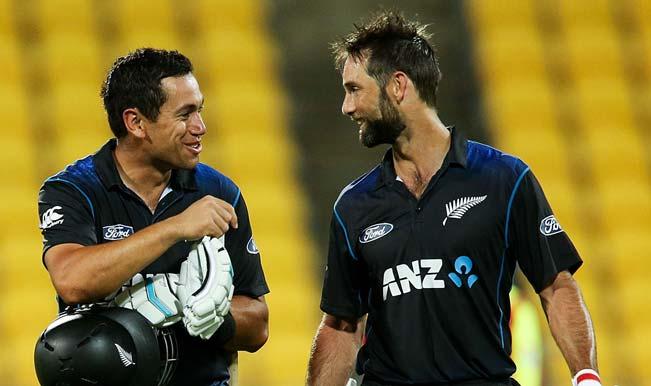 New Zealand vs Pakistan 1st ODI: Grant Elliott stars in Kiwi's seven-wicket win