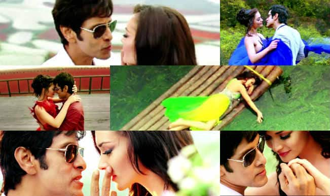 I Song Tu Chale: Vikram and Amy Jackson's chemistry add spark to this blanched romantic number!
