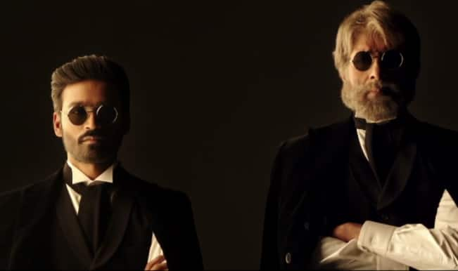 Shamitabh trailer: Amitabh Bachchan and Dhanush make a terrific and promising duo!