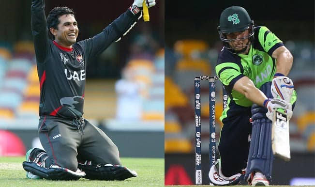 Ireland vs United Arab Emirates, ICC World Cup 2015: Gary Wilson, Shaiman Anwar's top notch batting & other highlights of IRE vs UAE match