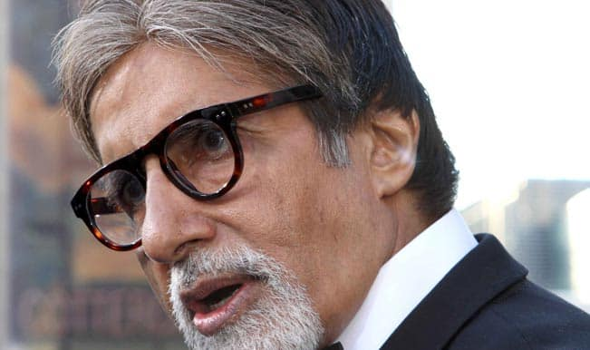 India vs Pakistan, ICC Cricket World Cup 2015: Amitabh Bachchan expresses joy on draping the National Flag