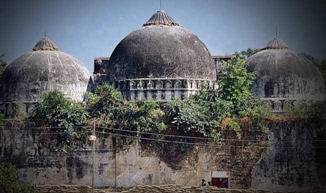 Babri mosque dispute: Negotiators discuss proposal, to submit in Supreme Court