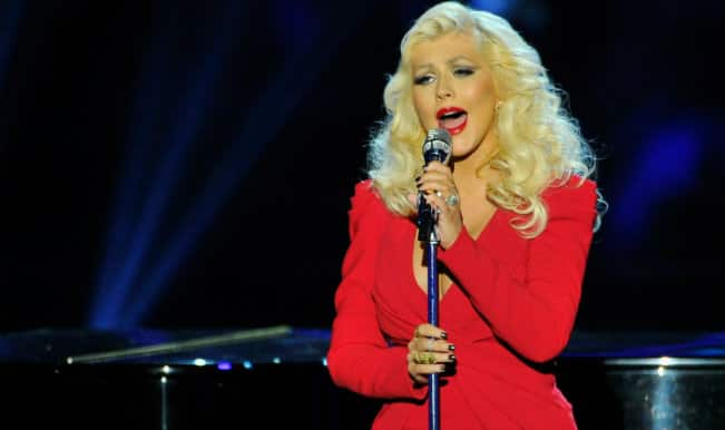 Christina Aguilera excited about The Voice comeback