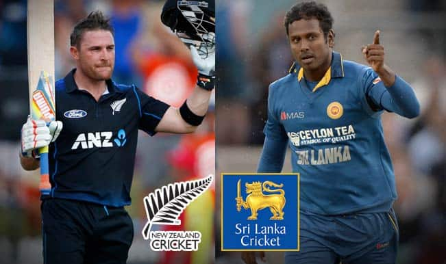 Sri Lanka vs New Zealand, ICC World Cup 2015 Group A, Match 1 Preview: Host NZ start their campaign against SL