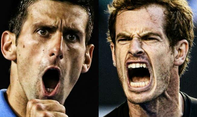 Novak Djokovic Vs Andy Murray Australian Open 2015 Final Get Free Live Streaming Match Telecast On Sony Six India Com