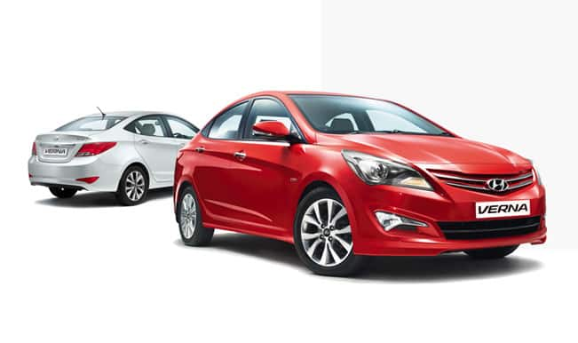 Hyundai Verna Launched: The All new Hyundai 4S Fluidic Verna starts at Rs 7.7 lakh