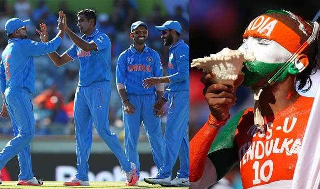 India vs United Arab Emirates, ICC Cricket World Cup 2015: R Ashwin led Team India's bowling display among Top 5 highlights of IND vs UAE