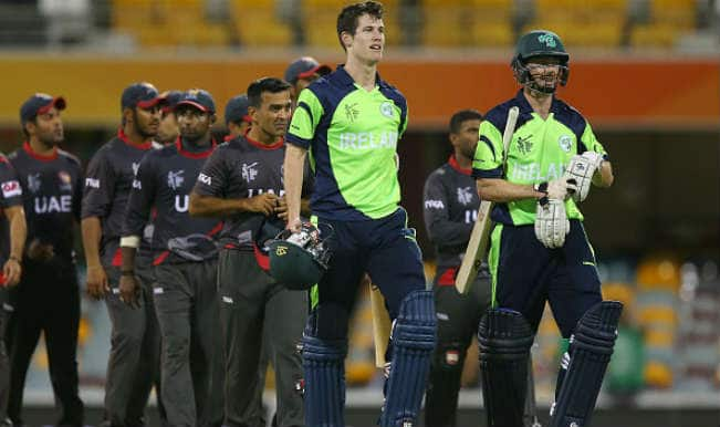 Ireland vs United Arab Emirates Cricket Highlights: Watch IRE vs UAE, ICC Cricket World Cup 2015 Full Video Highlights