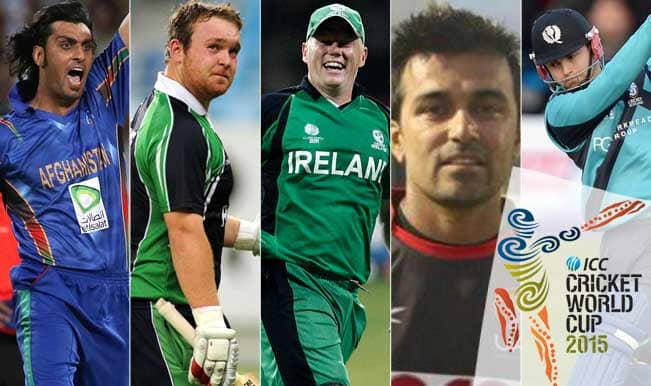 ICC Cricket World Cup 2015: Top 5 associate players you should keep your eye on