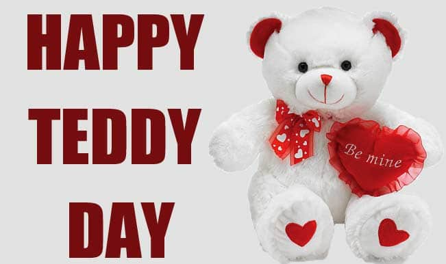 Happy Teddy Day 2015: Best Teddy Day SMS, WhatsApp & Facebook Messages to send Happy Teddy Bear greetings!