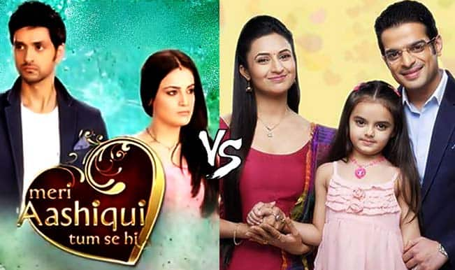 Yeh Hain Mohabbatein faces competition from Meri Aashiqui Tum Se Hi: Which tele-series do you like better?