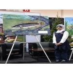 Islamic School Student Wins 12th Annual Kids Fish Art Award