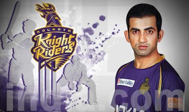 Kolkata Knight Riders Team in Indian Premier League 2015: List of KKR Players for IPL 8