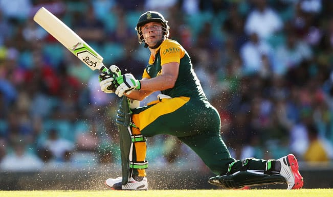 South Africa vs Ireland ICC World Cup 2015: SA win toss, elect to bat