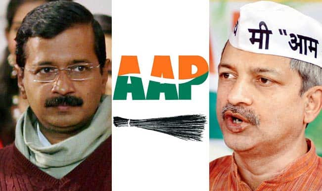 Mayank Gandhi threatens to quit Aam Aadmi Party