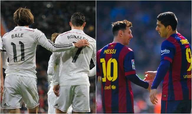 Barcelona vs Real Madrid El Clasico Live Updates and Score, La Liga 2014-15: Barca hold nerve to beat Real 2-1; move 4 points clear