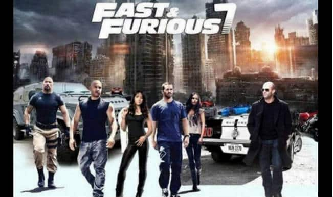 Jason Statham: Fast and Furious 7 full of testosterone