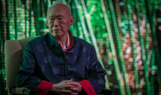 Singapore's former Prime Minister Lee Kuan Yew passes away