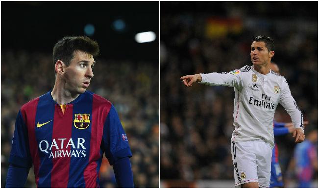 Barcelona vs Real Madrid La Liga 2014-15 Live Streaming and Score: Watch Live Telecast Online of El Clasico