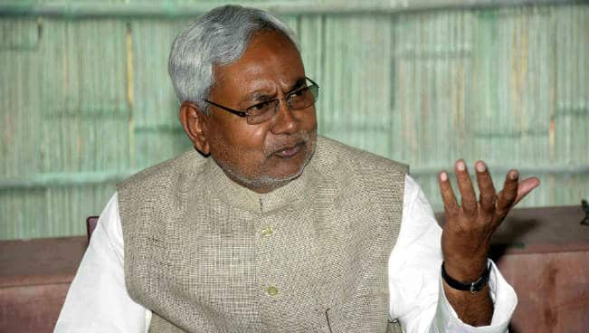 Nitish Kumar: Pictures of mass cheating carried by media don't reflect reality