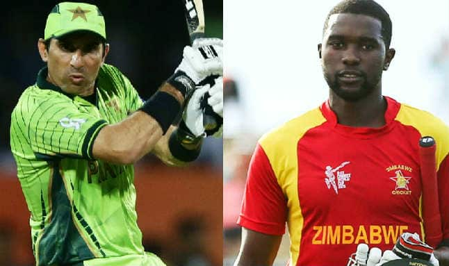 Pakistan vs Zimbabwe, ICC Cricket World Cup 2015, Match 23