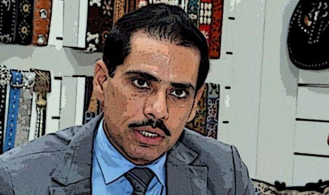 Robert Vadra's Questioning by Enforcement Directorate in Bikaner Land Scam Case to Continue on Wednesday