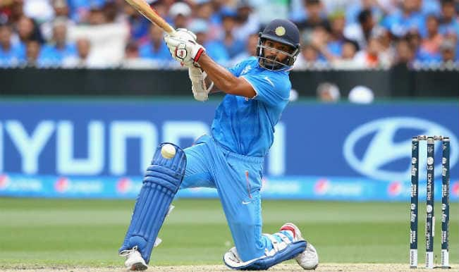 IND win by 8 wickets | Live Cricket Score India vs Ireland Ball by Ball Updates, ICC Cricket World Cup 2015 Match 34: Shikhar Dhawan adjudged Man of the Match
