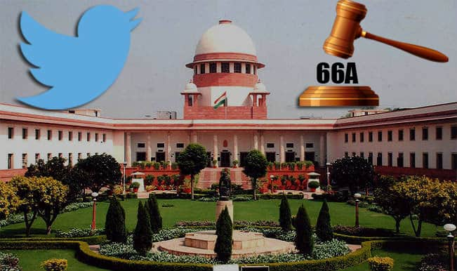 Supreme Court scraps section 66A of IT Act: Twitterverse revels in ...