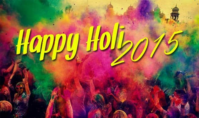Holi 2015 Special: All you need to know about the festival of colours!