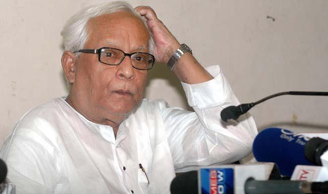 Buddhadeb Bhattacharjee calls Trinamool government 'uncivilized'