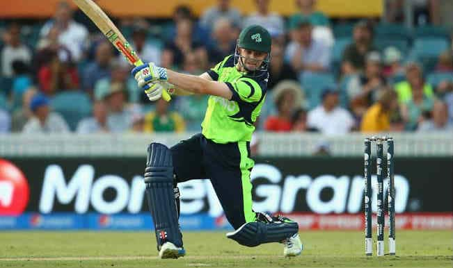William Porterfield OUT! India vs Ireland ICC Cricket World Cup 2015 – Watch Full Video Highlights of Fall of Wicket