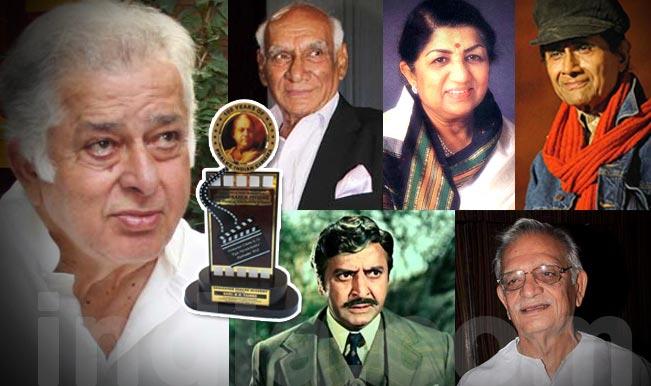 Yash-Chopra--Dev-Anand------Lata-Mangeshkar--Pran1