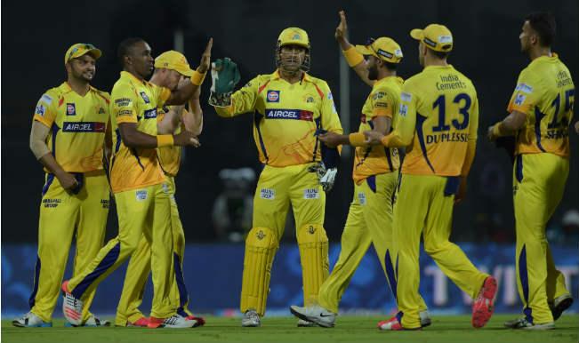 IPL 2015: Chennai Super Kings (CSK) move to top of points table, beat Kolkata Knight Riders (KKR) by 2 runs
