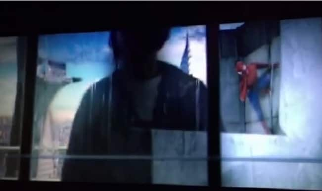 Leaked! Spider-Man in end credits special scene of 'Avengers: Age Of Ultron'