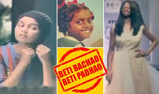 This Beti Bachao, Beti Padhao video will leave you awe-inspired in less than a minute!