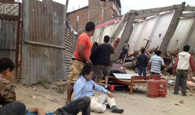 Earthquake in Nepal and Northern India 2015: Quake kills two, injures 20 in Bengal