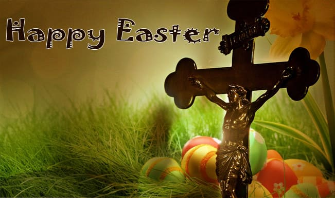 Happy Easter 2015 All You Need To Know About Resurrection Of Jesus Christ And Easter Eggs India Com